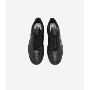 V10 LEATHER BLACK BLACK