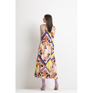 sala scarf jurk DI0026