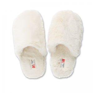 FUR SLIPPERS logo