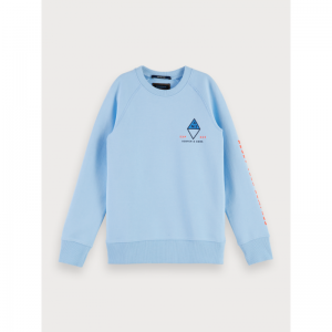 CREWNECK SWEAT logo