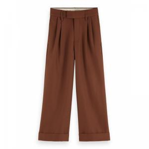 HIGH WAIST WIDE LEG PANT logo