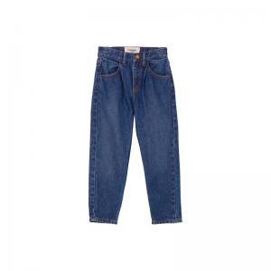 solange slouchy fit jeans medium blue