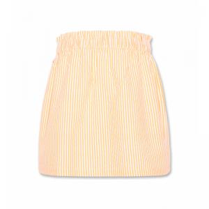 paula neon skirt logo