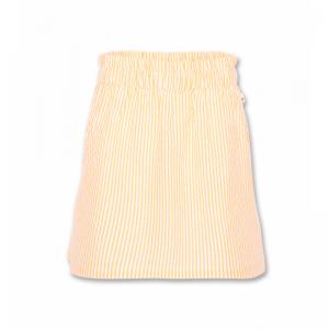 paula neon skirt fluO ORANGE