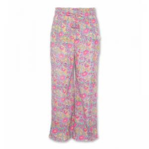 alexa flower pants logo