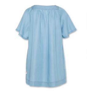 mabel denim dress blue