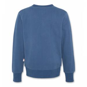 c-neck sweater photo mid blue