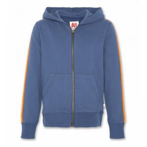 hoodie full ziptape logo