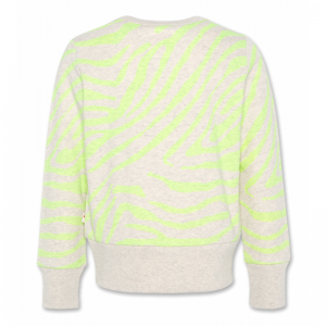 c-neck sweater tiger oysTER