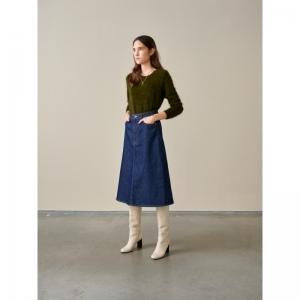 patty skirts blue rinse