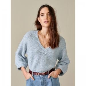 nilomy knitwear 609bluedew