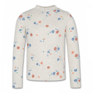 turtle t-shirt flower 910oyster