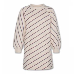 sweater striped dress 104raw