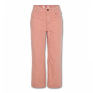 flora colour pants 509dustypink