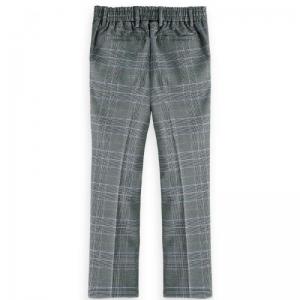 SLIM-FIT YARN-DYED CHINO PANTS COMBO B